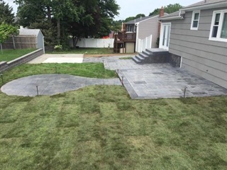 Custom Stamp Concrete Patios - Cranston, RI